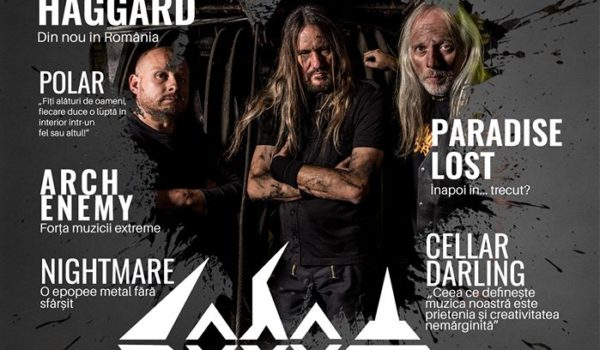 Interview on Maximum Rock Magazine (RO)